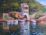 Obras de arte: Europa : España : Islas_Baleares : palma_de_mallorca : Cala Figuera (Mallorca)