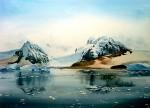 Obras de arte: America : Argentina : Tierra_del_Fuego : Ushuaia : ANTARTIDA I (R-130).jpg
