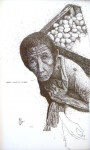 Obras de arte: America : Paraguay : Central-Paraguay : Asunción : Vendo huevos, Señor