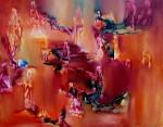 Obras de arte: America : Argentina : Buenos_Aires : boulogne : Entre lo real y lo imaginario