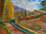 Obras de arte: Europa : España : Aragón_Huesca : sariñena : paseando por los pirineos