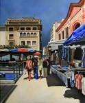 Obras de arte: Europa : Países_Bajos : Noord-Brabant : Eindhoven : Mercado Sant Feliu