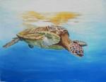 Obras de arte: Europa : España : Islas_Baleares : Binissalem : bocanada de aire
