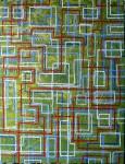 Obras de arte: Europa : España : Catalunya_Tarragona : Reus : Abstracció geomètrica II