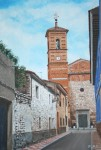 Obras de arte: Europa : España : Catalunya_Barcelona : BCN : Iglesia de La Muela