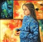 Obras de arte: Europa : España : Aragón_Zaragoza : zaragoza_ciudad : El futuro en las manos
