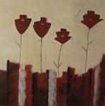 Obras de arte: Europa : España : Murcia : Torre_Pacheco : FLORES RARAS 2