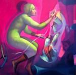 Obras de arte: America : Honduras : Choluteca : Choluteca_ciudad : Cazador de sueños