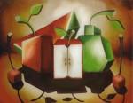 Obras de arte: America : México : Coahuila_de_Zaragoza : Torreón : mis frutas