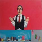 Obras de arte: America : Colombia : Cundinamarca : BOGOTA_D-C- : POLITICA CONTAMINANTE