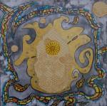 Obras de arte: Europa : España : Catalunya_Barcelona : Sant_Esteve_de_Palautordera : Cap de Buddha I