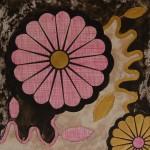 Obras de arte: Europa : España : Catalunya_Barcelona : Sant_Esteve_de_Palautordera : Flors místiques