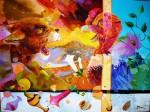 Obras de arte: America : Perú : Cusco : sicuani : Grito Andino