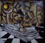 Obras de arte: America : México : Puebla : puebla_ciudad : LA POSE