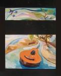 Obras de arte: Europa : España : Andalucía_Málaga : Rincón_de_la_Victoria : Olvidé la melodía de aquella vieja canción