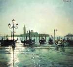 Obras de arte: America : Argentina : Buenos_Aires : Ciudad_de_Buenos_Aires : Amanece en Venecia