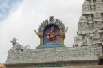 Obras de arte: Europa : España : Catalunya_Barcelona : Sant_Esteve_de_Palautordera : Detall del temple d'Arunachala - India