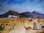 Obras de arte: America : México : Chihuahua : ciudad_chihuahua : EL RANCHO DE EN MEDIO