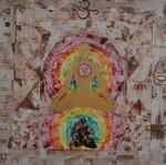 Obras de arte: Europa : España : Catalunya_Barcelona : Sant_Esteve_de_Palautordera : Siddha Yogui - Mestre i deixeble