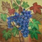 Obras de arte: Europa : España : Catalunya_Barcelona : Barcelona : Racimo uvas