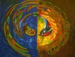 Obras de arte: America : Canadá : British_Columbia : Burnaby : EcoGobal