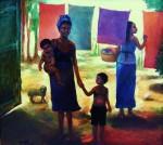 Obras de arte: America : Panamá : Veraguas : Santiago_de_Veraguas : RAICES