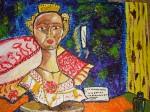 Obras de arte: America : Panamá : Panama-region : Parque_Lefevre : Soy pollera