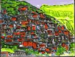 Obras de arte: America : Panamá : Panama-region : Parque_Lefevre : Favelas