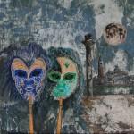 Obras de arte: Europa : España : Catalunya_Barcelona : Sant_Esteve_de_Palautordera : Mascares a Venècia