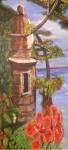 Obras de arte: America : Puerto_Rico : San_Juan_Puerto_Rico : Caguas_Puerto_Rico : Garita del Morro