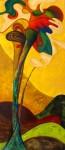 Obras de arte: America : Colombia : Distrito_Capital_de-Bogota : Bogota_ciudad : Paisaje