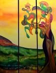 Obras de arte: America : Colombia : Distrito_Capital_de-Bogota : Bogota_ciudad : Arbol