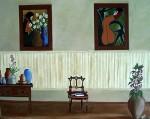 Obras de arte: America : Puerto_Rico : San_Juan_Puerto_Rico : GUAYANILLA : THE ROOM