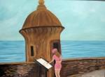 Obras de arte: America : Puerto_Rico : San_Juan_Puerto_Rico : GUAYANILLA : EL MORRO