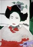 Obras de arte: America : Argentina : Buenos_Aires : Capital_Federal : Maiko I - aprendiz de geisha