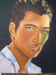 Obras de arte: America : Panam� : Panama-region : BellaVista : retrato