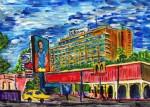 Obras de arte: America : Panamá : Panama-region : Parque_Lefevre : Una Historia