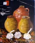 Obras de arte: Europa : España : Canarias_Las_Palmas : Maspalomas : Viejos jarrones