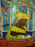 Obras de arte: America : Panamá : Panama-region : Parque_Lefevre : A baiana