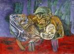 Obras de arte: America : Argentina : Buenos_Aires : 9_de_julio : War Child