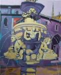 Obras de arte: Europa : España : Castilla_y_León_Burgos : Miranda_de_Ebro : Fuente ( Burgos)