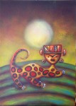 Pintura Serie Jaguares