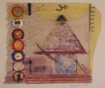 Pintura serie Tri Angles 2002