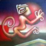 Obras de arte: America : Argentina : Buenos_Aires : 9_de_julio : Serie de los Jaguares