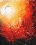 Obras de arte: America : Uruguay : Canelones : Canelones_Departamento : Desde el centro de la tierra