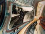 Obras de arte: Europa : España : Andalucía_Málaga : Rincón_de_la_Victoria : La llegada del tren, (homenaje a los hermanos Lumiere).