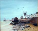 Obras de arte: Europa : España : Valencia : valencia_ciudad : pueblo marinero