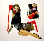 Obras de arte: America : Chile : Region_Metropolitana-Santiago : Santiago_de_Chile : la fête
