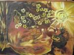 Obras de arte: America : Panam� : Panama-region : BellaVista : ..y llovieron flores