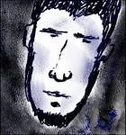 Obras de arte: America : Argentina : Buenos_Aires : morón : autorretrato